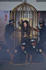 Sunny Leone at Ragini MMS 2 promotions in a bird cage in Infinity Mall, Mumbai on 12th Feb 2014 (115)_52fc871a04e83.JPG