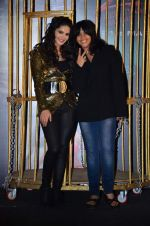 Sunny Leone, Ekta Kapoor at Ragini MMS 2 promotions in a bird cage in Infinity Mall, Mumbai on 12th Feb 2014 (103)_52fc72643aa43.JPG