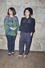 Nishtha Jain, Kiran Rao at Kiran Rao hosts Gulabi Gang screening in Lightbox, Mumbai on 13th Feb 2014 (2)_52fdfae876453.JPG