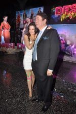 Ameesha Patel, Randhir Kapoor at Ameesha Patel_s Desi Magic completion party in Villa 69, Mumbai on 14th Feb 2014 (107)_52ff1a6785f91.JPG