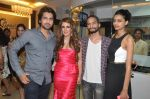 Arjan Bajwa, Pria Kataria Puri at the  Launch of The Cappuccino Collection Store in Mumbai on 15th Feb 2014 (35)_53008e4ccb7f5.JPG