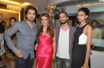 Arjan Bajwa, Pria Kataria Puri at the  Launch of The Cappuccino Collection Store in Mumbai on 15th Feb 2014 (36)_53008e4e58456.JPG