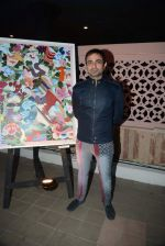Mayank Anand at RPG Art Camp of Harsh Goenka in worli, Mumbai on 15th Feb 2014 (23)_53005e547e9ee.JPG