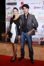 Rati Pandey, Anas Rashid at GR8 Women Awards 2014 in Dubai on 15th Feb 2014_53008a8122ae0.JPG
