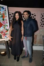 Shraddha Nigam, Mayank Anand at RPG Art Camp of Harsh Goenka in worli, Mumbai on 15th Feb 2014 (22)_53005e11bd030.JPG