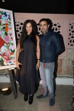 Shraddha Nigam, Mayank Anand at RPG Art Camp of Harsh Goenka in worli, Mumbai on 15th Feb 2014 (23)_53005e54d7299.JPG