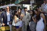 Fardeen Khan at Provogue AGP fashion show and race in RWITC, Mumbai on 16th Feb 2014 (385)_5301c9c5e367c.JPG