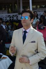 Fardeen Khan at Provogue AGP fashion show and race in RWITC, Mumbai on 16th Feb 2014 (489)_5301c9c6de8cd.JPG