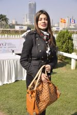 Kainaat Arora at Provogue AGP fashion show and race in RWITC, Mumbai on 16th Feb 2014 (230)_5301c9dcc29f5.JPG