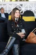 Kainaat Arora at Provogue AGP fashion show and race in RWITC, Mumbai on 16th Feb 2014 (493)_5301c9df17667.JPG