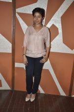 Sunidhi Chauhan at the recording of Amol Gupte_s music video in Mumbai on 16th feb 2014 (42)_5301a6143a839.JPG