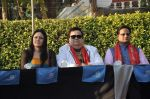 Agnimitra Paul at Bappi Lahiri announced as UNESCO Nepal_s Education For All goodwill ambassador on 17th Feb 2014 (9)_5302f4b62f396.JPG