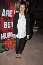 Ayesha Takia at Nagesh Kuknoor Palm Springs success bash in Juhu, Mumbai on 19th Feb 2014 (34)_5304e91b86817.JPG