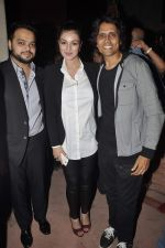 Ayesha Takia, Nagesh Kukunoor at Nagesh Kuknoor Palm Springs success bash in Juhu, Mumbai on 19th Feb 2014 (44)_5304e91f1adb1.JPG