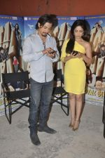 Ali zafar and yami gautam snapped in filmistan, Mumbai on 20th Feb 2014 (10)_53061adf6eefa.jpg