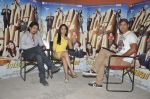 Ali zafar and yami gautam snapped in filmistan, Mumbai on 20th Feb 2014 (12)_53061adfb3e20.jpg