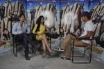 Ali zafar and yami gautam snapped in filmistan, Mumbai on 20th Feb 2014 (16)_53061ae0595fb.jpg