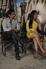 Ali zafar and yami gautam snapped in filmistan, Mumbai on 20th Feb 2014 (18)_53061ae0a4393.jpg