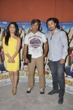 Ali zafar and yami gautam snapped in filmistan, Mumbai on 20th Feb 2014 (19)_53061ae0e8f39.jpg