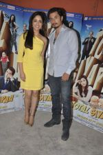 Ali zafar and yami gautam snapped in filmistan, Mumbai on 20th Feb 2014 (25)_53061ae18bf3e.jpg