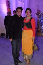Anand Raj Anand at Miraj Group_s Madan Paliwal_s daughter Devdhooti and Vikas Purohit_s reception in Udaipur on 18th Feb 2014 (253)_5305c8dd1c018.JPG