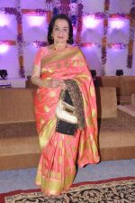 Asha Parekh at Miraj Group_s Madan Paliwal_s daughter Devdhooti and Vikas Purohit_s reception in Udaipur on 18th Feb 2014 (18)_5305c8e767d4d.JPG