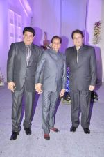 Gajendra Chauhan at Miraj Group_s Madan Paliwal_s daughter Devdhooti and Vikas Purohit_s reception in Udaipur on 18th Feb 2014 (115)_5305c93802bd4.JPG
