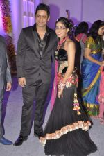 Mohit Raina at Miraj Group_s Madan Paliwal_s daughter Devdhooti and Vikas Purohit_s reception in Udaipur on 18th Feb 2014 (191)_5305c9b41214a.JPG