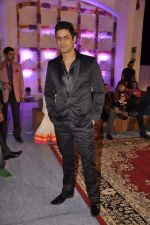 Mohit Raina at Miraj Group_s Madan Paliwal_s daughter Devdhooti and Vikas Purohit_s reception in Udaipur on 18th Feb 2014 (195)_5305c9ba4e9f4.JPG
