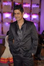 Mohit Raina at Miraj Group_s Madan Paliwal_s daughter Devdhooti and Vikas Purohit_s reception in Udaipur on 18th Feb 2014 (189)_5305c9b2609ad.JPG