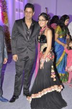 Mohit Raina at Miraj Group_s Madan Paliwal_s daughter Devdhooti and Vikas Purohit_s reception in Udaipur on 18th Feb 2014 (190)_5305c9b328b4b.JPG