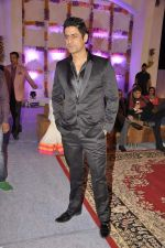 Mohit Raina at Miraj Group_s Madan Paliwal_s daughter Devdhooti and Vikas Purohit_s reception in Udaipur on 18th Feb 2014 (193)_5305c9b8aee35.JPG