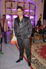 Mohit Raina at Miraj Group_s Madan Paliwal_s daughter Devdhooti and Vikas Purohit_s reception in Udaipur on 18th Feb 2014 (194)_5305c9b987e46.JPG