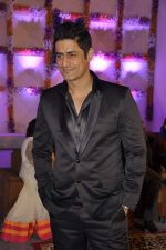 Mohit Raina at Miraj Group_s Madan Paliwal_s daughter Devdhooti and Vikas Purohit_s reception in Udaipur on 18th Feb 2014 (198)_5305c9bbd8a0a.JPG