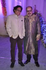 Shamir Tandon at Miraj Group_s Madan Paliwal_s daughter Devdhooti and Vikas Purohit_s reception in Udaipur on 18th Feb 2014 (116)_5305ca4d540d8.JPG
