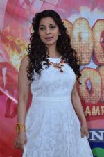 Juhi Chawla on the sets of Boogie Woogie in Mumbai on 20th Feb 2014 (34)_5306f3338d230.JPG