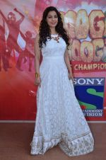 Juhi Chawla on the sets of Boogie Woogie in Mumbai on 20th Feb 2014 (35)_5306f333e3af9.JPG
