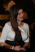 Kainaat Arora at Alberto & Delba_s Dinner in Gallops, Mumbai on 24th Feb 2014 (10)_530c3d4d8de39.JPG