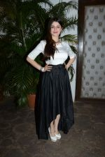 Kainaat Arora at Alberto & Delba_s Dinner in Gallops, Mumbai on 24th Feb 2014 (4)_530c3d46e9fda.JPG