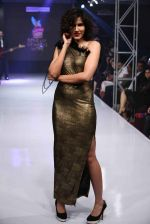 Sonali Sehgal walk for designer Manoviraj Kosla in the Grand Finale of Bengal Fashion Week 2014 on 24th Feb 2014 (37)_530c25d6845a9.jpg