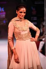 Model walk the ramp for Mona Pali at Bengal Fashion Week on 23rd Feb 2014 (3)_530c9f0c2645a.jpg