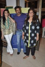 Sunil Shetty, Mana Shetty, Sharmila Khanna at Araish Event hosted by Sharmila and Shaan Khanna in Mumbai on 25th Feb 2014 (70)_530ca01bccc15.JPG