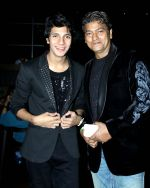 avitesh & aadesh shrivastava at Avitesh Shrivastava 18th birthday at Hard Rock cafe,Andheri on 24th Feb 2014_530c3abba9c40.jpg