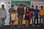 Amitabh Bachchan, Bhushan Kumar, Kishan Kumar, Parth Bhalerao, Usha Jadhav  at Bhoothnath returns trailor launch in PVR, Mumbai on 25th Feb 2014 (161)_530ddaefd3168.JPG