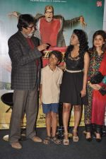 Amitabh Bachchan, Parth Bhalerao, Usha Jadhav  at Bhoothnath returns trailor launch in PVR, Mumbai on 25th Feb 2014 (124)_530ddaf236161.JPG
