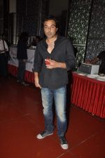 Bobby Deol at the First look & theatrical trailer launch of Jal in Cinemax on 25th Feb 2014 (97)_530dddc4d25fc.JPG