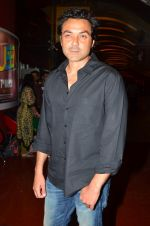 Bobby Deol at the First look & theatrical trailer launch of Jal in Cinemax on 25th Feb 2014(115)_530dde10ba713.JPG