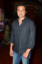 Bobby Deol at the First look & theatrical trailer launch of Jal in Cinemax on 25th Feb 2014(125)_530dddc90a858.JPG