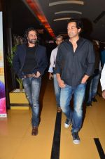 Bobby Deol, Mukul Dev at the First look & theatrical trailer launch of Jal in Cinemax on 25th Feb 2014(204)_530dddcd1639f.JPG