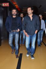 Bobby Deol, Mukul Dev at the First look & theatrical trailer launch of Jal in Cinemax on 25th Feb 2014(205)_530de03d07863.JPG